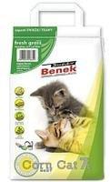 Наполнитель S.Benek 7 л Corn Cat Swieza Trawa