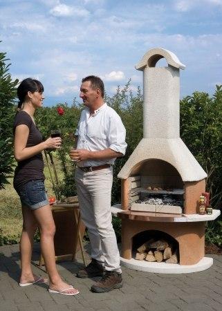 Садовое барбекю Buschbeck BOLOGNA
