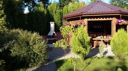 Садовое барбекю Buschbeck SAN REMO (медь)