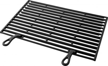 Чугунная решетка для приготовления стейка на мангале