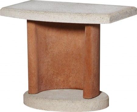 Боковой столик для барбекю Buschbeck