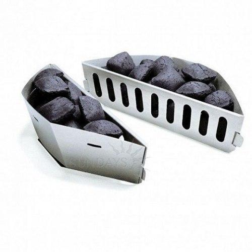 Комплект лотков-разделителей для угля Weber W-3830