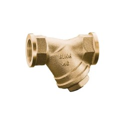 "Сетчатый патрон Oventrop Ду20, 3/4""ВР, PN16, бронза, размер ячеек 0.6 мм"