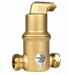 Сепаратор микропузырьков Spirovent Air AA125 Spirotech