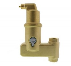 Сепаратор микропузырьков Spirovent Air Vertical AA075V Spirotech
