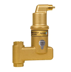 Сепаратор микропузырьков Spirovent Air Vertical AA100V Spirotech