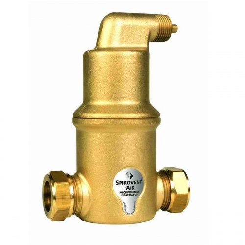Сепаратор микропузырьков Spirovent Air / высокая температура AA075/002 Spirotech