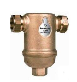 Сепаратор шлама Spirovent Dirt AE022 Spirotech
