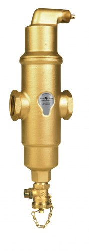 Сепаратор микропузырьков и шлама Spirovent Air & Dirt AC022 Spirotech
