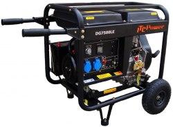 Электрогенератор дизельный ITC Power DG7500