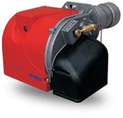 Горелка газовая 40-120 кВт Ecoflam Max Gas 120 P TW