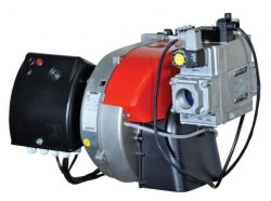 Горелка газовая 100-350 кВт Ecoflam Max Gas 350 P TW