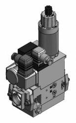 Газовый мультиблок Dungs MB-ZRDLE 407 B01 S50
