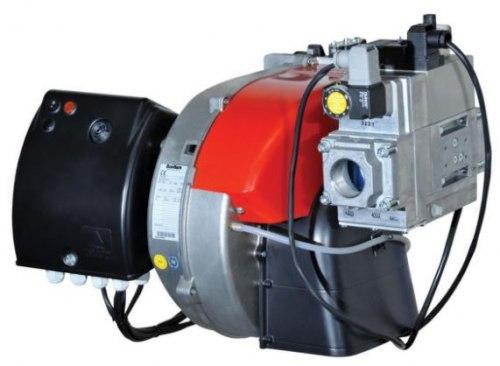 Горелка двухтопливная газ/дизель 34-65 кВт Ecoflam Dual 2 MC TC