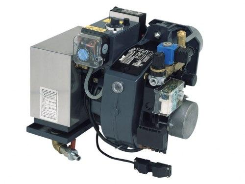 Горелка на отработанном масле 26-38 кВт Kroll KG/UG 20