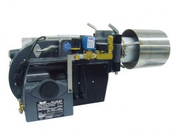 Горелка на отработанном масле 131-190 кВт Kroll KG/UG 200