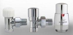 Универсальный комплект подключения Zehnder для полотенцесушителя