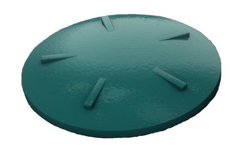 Крышка Delfin PKO 600