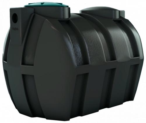 Септик на 6 человек Delfin Premium Tank 3000