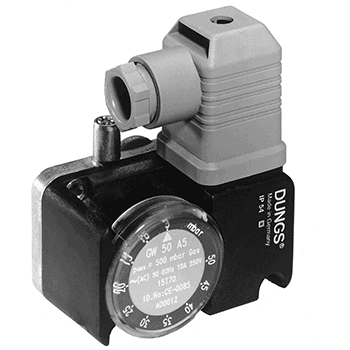 Датчик реле газа Dungs GW500 A5