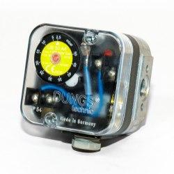Датчик реле газа с блокировкой Dungs UB50 A4