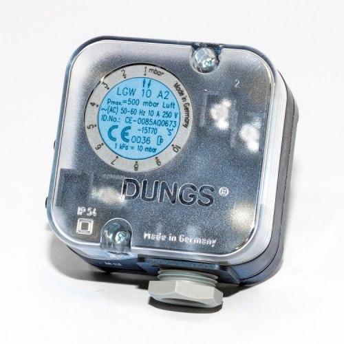 Датчик реле давления воздуха Dungs LGW10 A2