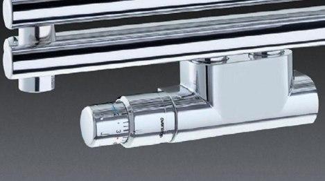 Комплект подключения Zehnder для полотенцесушителя Zehnder Subway