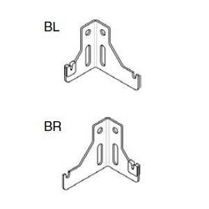 Крепление радиатора настенное Buderus K9.2 тип 11 прав.