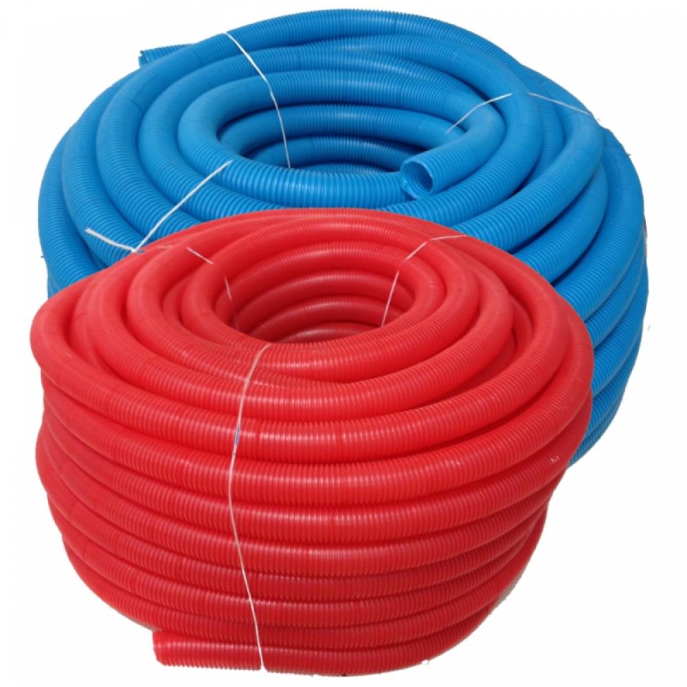 Image result for труба гофрированная синяя