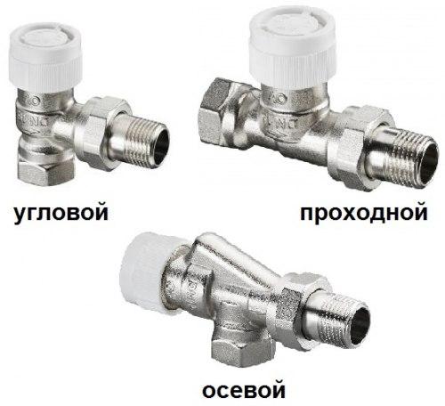 Термостатический вентиль Oventrop AV 9