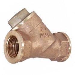 Сетчатый фильтр Oventrop PN25, бронза, размер ячеек 0.6мм