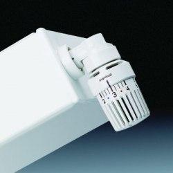 Угловой адаптер для термоголовки Oventrop