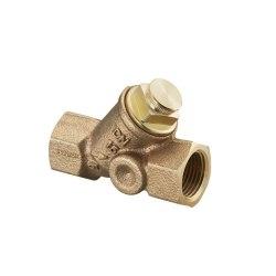 """Обратный клапан Oventrop Ду 40, G1 1/2""""BP, PN16, бронза/латунь"""