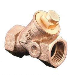 Обратный клапан Oventrop PN25, бронза/латунь