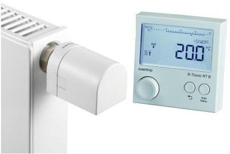 Сервопривод беcпроводной Oventrop для автоматической регулировки радиатора