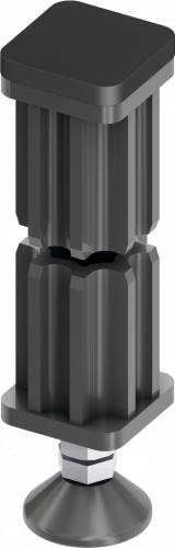 Ножка с торцевым элементом TECEprofil