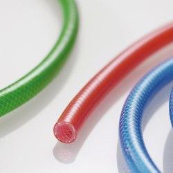 Шланг цветной армированный прозрачный Rehau Colour