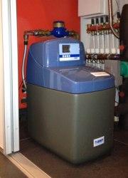 Установка умягчения воды BWT Aquadial softlife