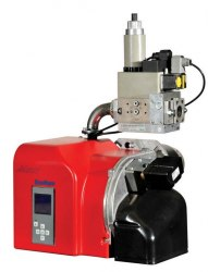 Газовая горелка Ecoflam MAX GAS 40 P TC