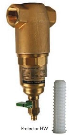Механический фильтр BWT ProtectorHW 3/4-1 на горячую воду