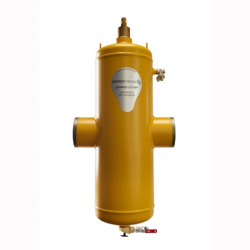 Сепаратор шлама Spirovent Spirotech BE065L