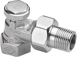 Радиаторный клапан угловой Heimeier Regutec EARE 15