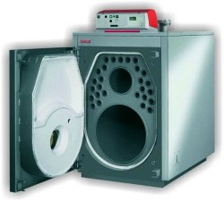 Водогрейный котел Unical Серия TRISTAR3G2S мощность 65-3000 кВт