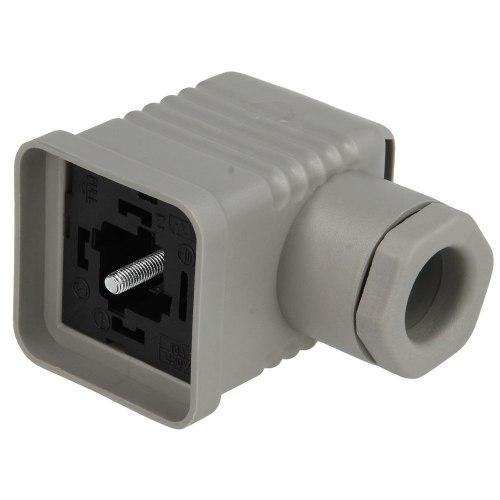 Штекер для подключения GW A5, GW A6 серый Dungs