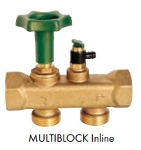 Соединительный модуль BWT MULTIBLOCK Inline
