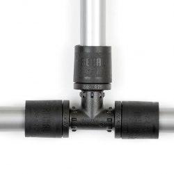 Труба МП с Al слоем Rehau RAUTITAN stabil (отопление + вода)