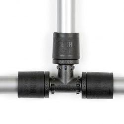 Труба полиэтилен Rehau RAUTITAN flex (отопление + вода)