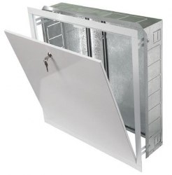 Распределительный шкаф Rehau встроенный