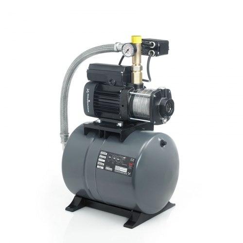Установка повышения давления Grundfos CMB 5-37 (бак 24 литра)