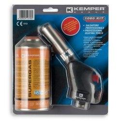 Лампа паяльная Kemper 1060 KIT в комплекте с баллоном 576